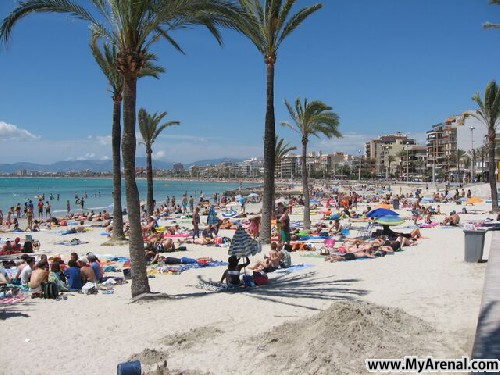 Mallorca Urlaubsbild - Ballermann 1