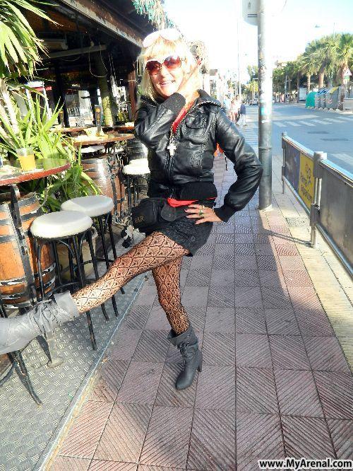 Mallorca Urlaubsbild - Huhu Katinka (2) Mallorca Opening 2012