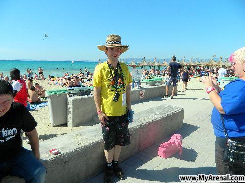Mallorca Urlaubsbild - Mallorca Closing 2012 (23)