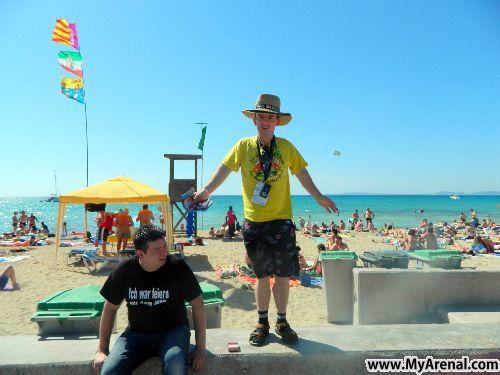 Mallorca Urlaubsbild - Mallorca Closing 2012 (24)