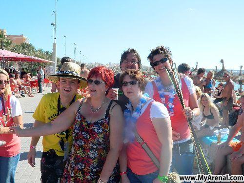 Mallorca Urlaubsbild - Mallorca Closing 2012 (35)