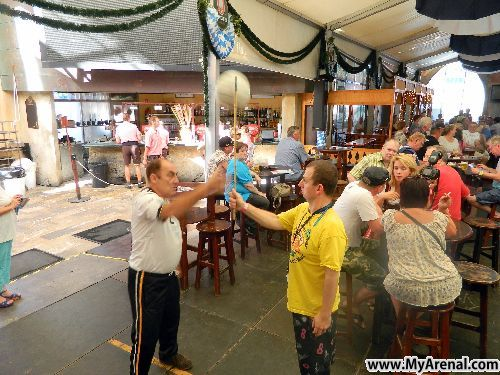 Mallorca Urlaubsbild - Mallorca Closing 2012 (8)