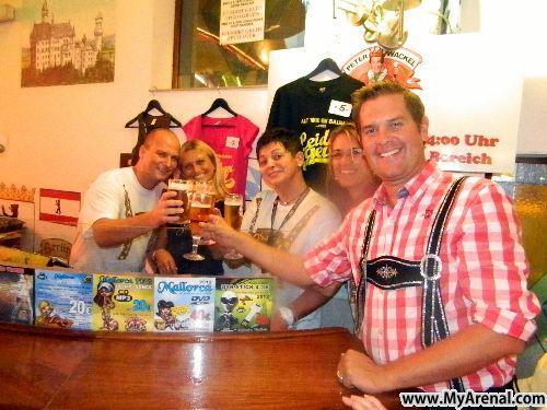 Mallorca Urlaubsbild - Mallorca Closing 2012 (84)