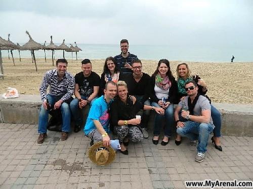 Mallorca Urlaubsbild - Mallorca Opening 2013 (10)