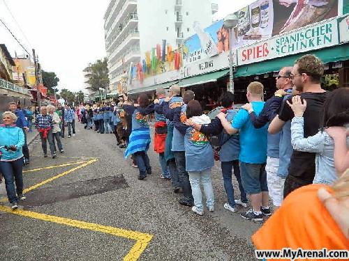 Mallorca Urlaubsbild - Mallorca Opening 2013 (164)
