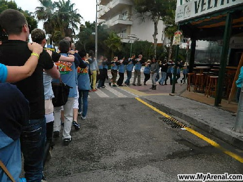 Mallorca Urlaubsbild - Mallorca Opening 2013 (165)