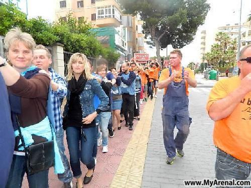 Mallorca Urlaubsbild - Mallorca Opening 2013 (167)