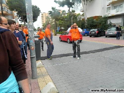 Mallorca Urlaubsbild - Mallorca Opening 2013 (168)