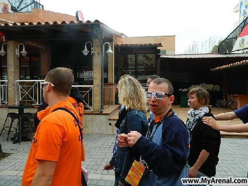 Mallorca Urlaubsbild - Mallorca Opening 2013 (179)
