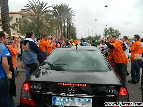 Mallorca Urlaubsbild - Mallorca Opening 2013 (199)