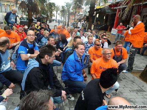 Mallorca Urlaubsbild - Mallorca Opening 2013 (202)
