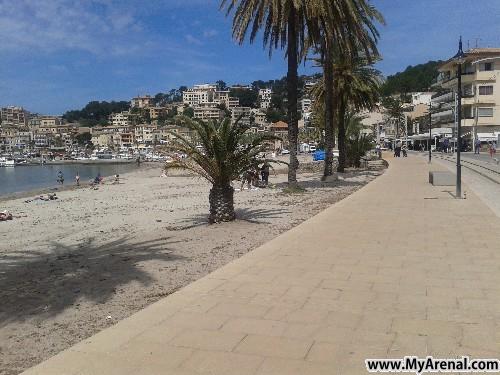 Mallorca Urlaubsbild - Port de Soller