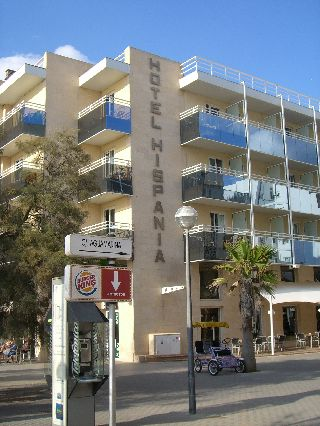 Hotel Hispania Mallorca Ballermann